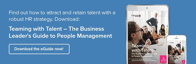 Teaming with Talent - The Business Leader's Guide to People Management
