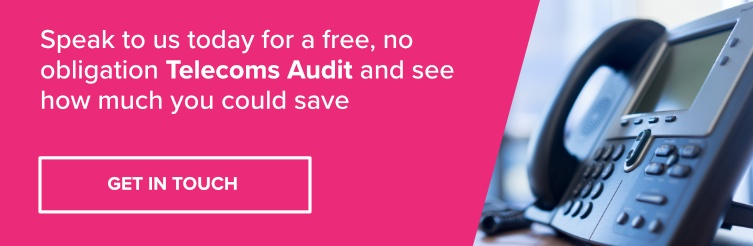 no obligation telecoms audit
