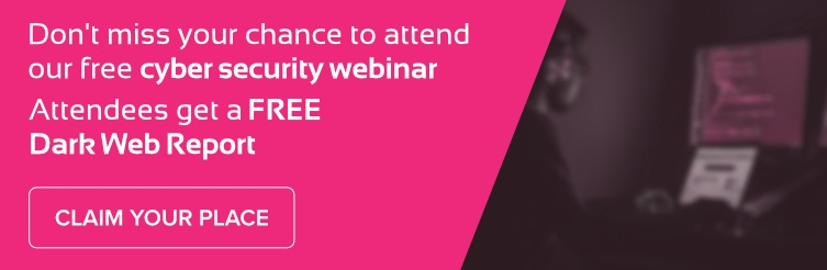 cyber security webinar tickets