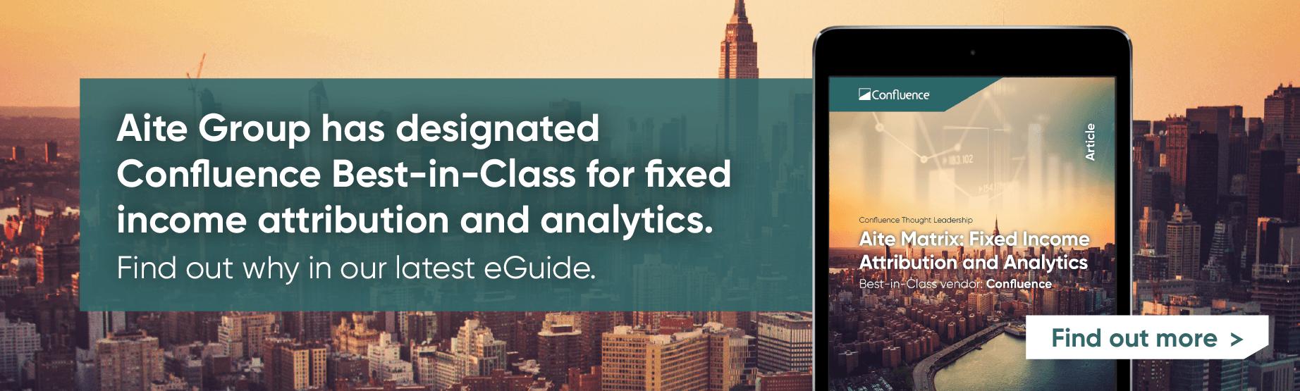 Download Aite Matrix: Fixed Income Attribution & Analytics