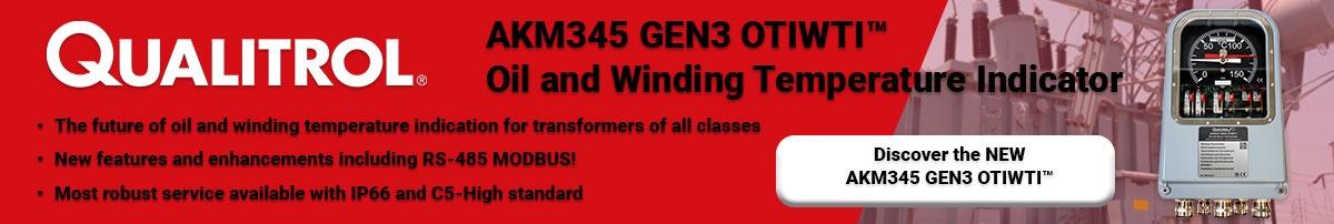 AKM345 GEN3 OTIWTI learn more button