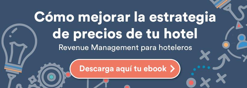 Descargar ebook Cómo mejorar la estrategia de precios de tu hotel - Revenue Management para hoteleros