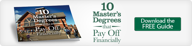 5 Masters Degrees that Pay Off Financially