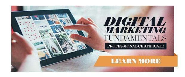 UVM CDE Digital Marketing Fundamentals