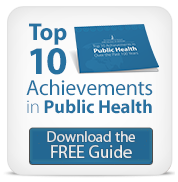 Top 10 Achievements in Public Health