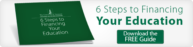 Download your a free guide - 6 Step steps to financing your education