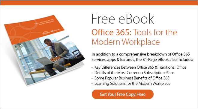 Download Our Office 365 eBook