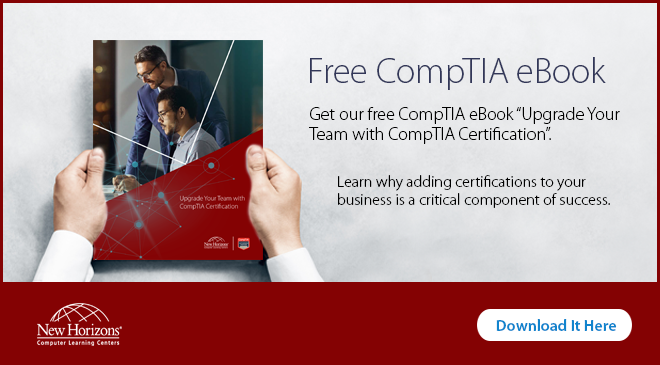 Get our CompTIA eBook
