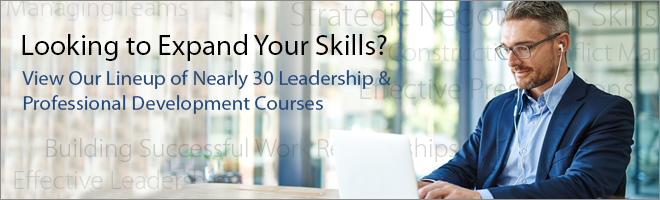 Leadership & Development Training from New Horizons
