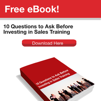 Investing in Sales Training