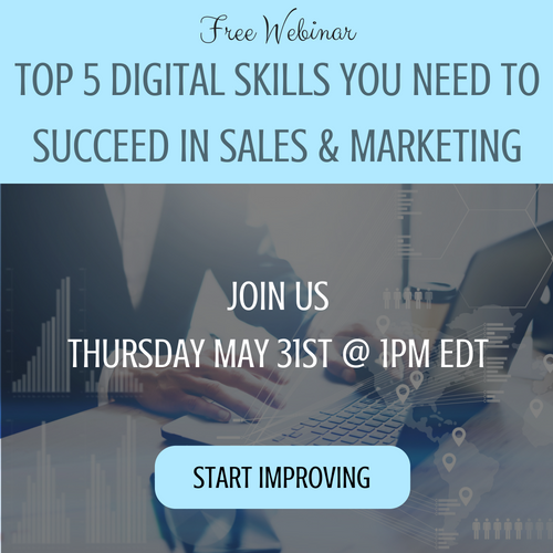Top Digital Skills You Need to Succeed In Marketing and Sales