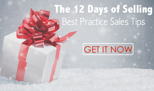 The 12 Days of Selling - Free DMTraining eBook Offer