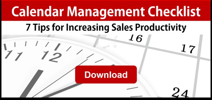 Calendar Management Checklist