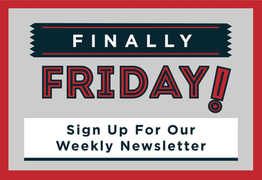 Finally Friday Newsletter Sign up