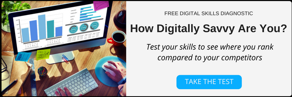 Digital Marketing and Sales Skills Diagnostic Test