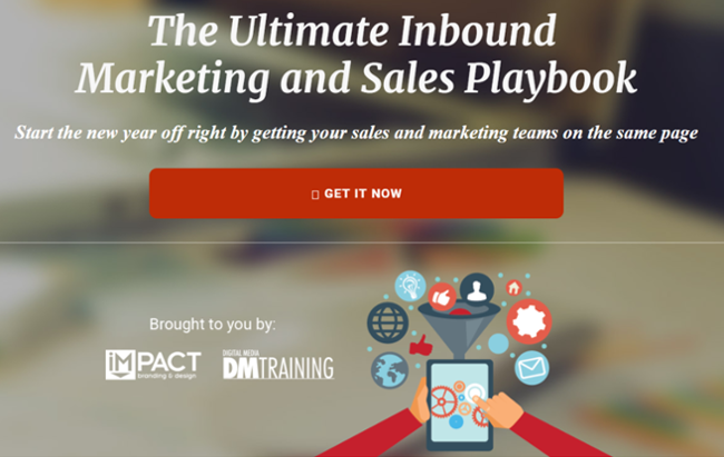 The Ultimate Inbound Marketing and Sales Playbook