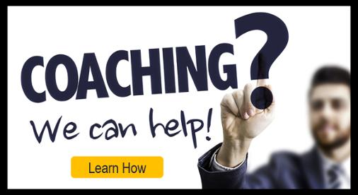 Need coaching? We can help!