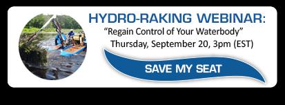 Webinar: Hydro-Raking 101