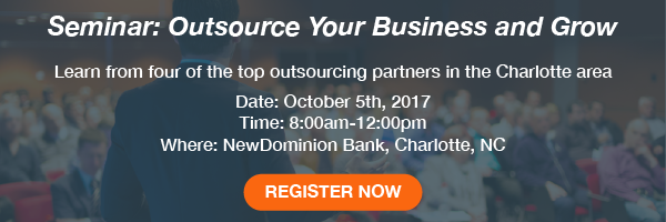 Seminar: outsource your business and grow