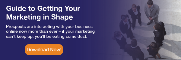 Download the Guide to Getting Your Marketing in Shape