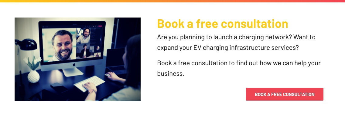CTA - Book a free consultation button