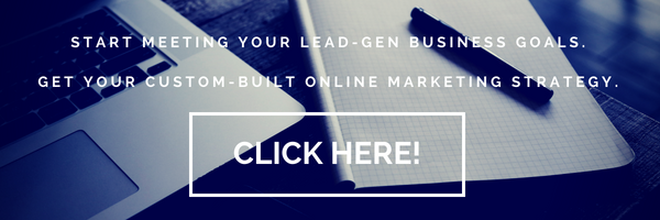 Get Your B2B Online Marketing Strategy
