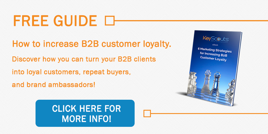 B2B Customer Loyalty