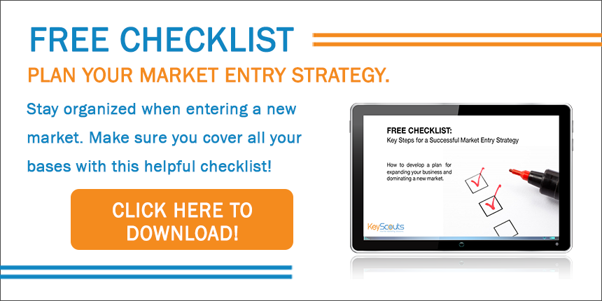 Download New Market Entry Checklist