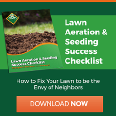 Lawn aeration and seeding tips in Cincinnati, Dayton, OH, or N. Kentucky