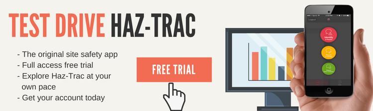 Test Drive Haz-Trac