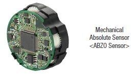 Mechancial absolute encoder / ABZO sensor from AZ Series stepper motors