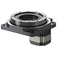 Hollow rotary actuator - vertical motor mount