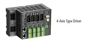 Multi-axis EtherCAT driver for AZ series