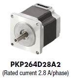 NEMA 23 2-phase stepper motor 2.8 A/ph