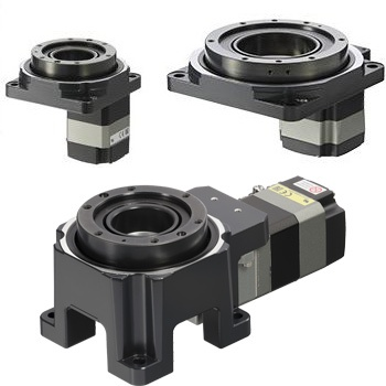 DG II Series Low Profile Rotary Actuators