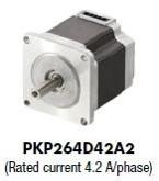 NEMA 23 2-phase stepper motor 4.2 A/ph