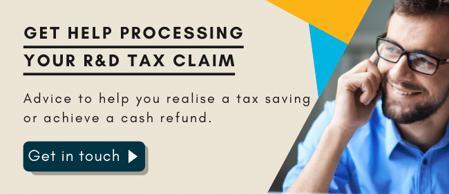 Minimise the impact of the R&D tax cap. Start planning today! >