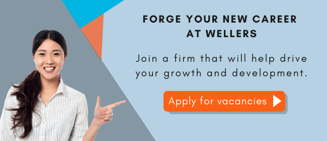 Join Wellers by applying for a vacancy