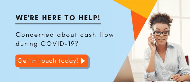 Cash flow issues Covid-19 Get in touch with Wellers