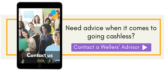 Advice when it comes going cashless with your business.