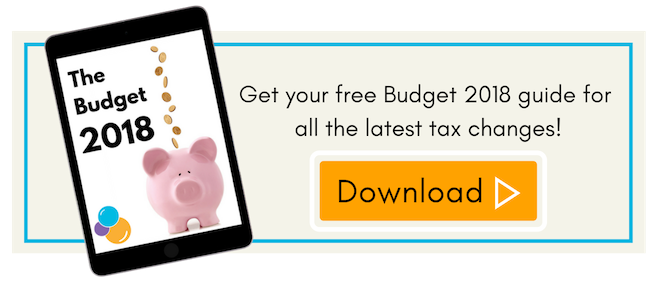 Wellers free guide to Budget 2018 summary