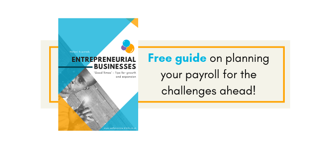 Free guide on business challenges, Wellers