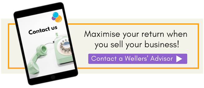 Maximise your return when your sell your business