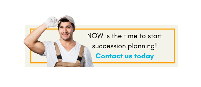 It's time to start succession planning, find out more. Contact a Wellers'  advisor today!
