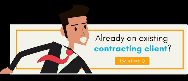 Contractors login