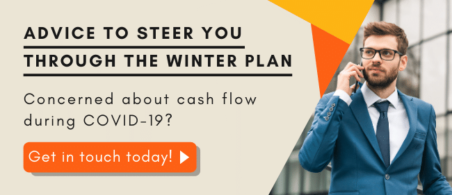 Advice to help you through the Winter Economy Plan