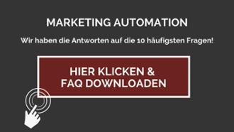 Marketing Automation FAQ 10 Antworten