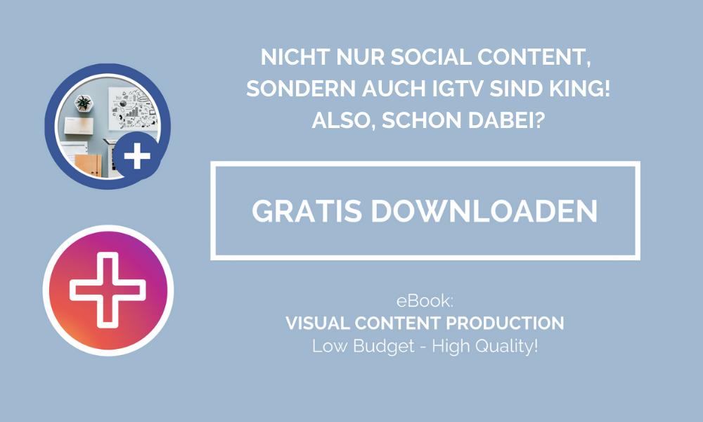 Hier klicken und dein eBook Visual Content Production herunterladen!