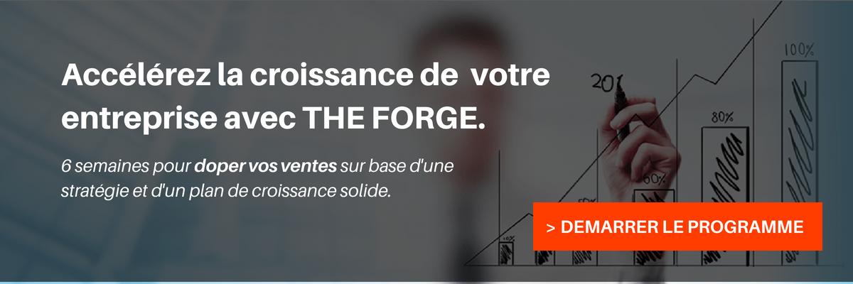 The Forge Accélérateur de croissance Inbound