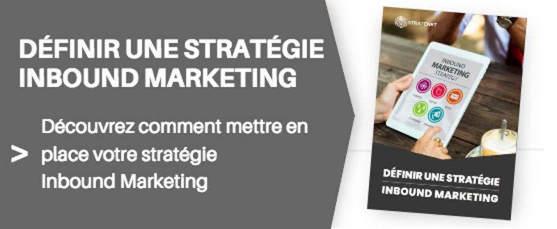 Définir une Stratégie Inbound Marketing
